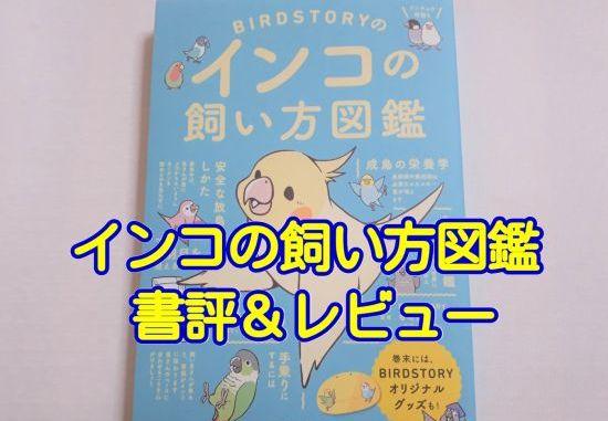 BIRDSTORYのインコの飼い方図鑑の書評とレビュー
