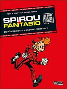 Spirou & Fantasio_Two-in-one