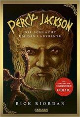 Riordan_Percy Jackson_4_Die Schlacht um das Labyrinth_NA