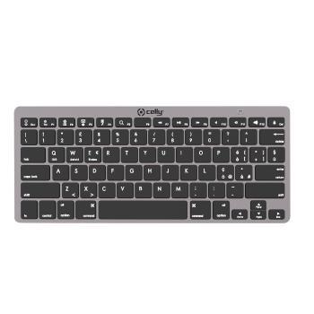 Tastiera Bluetooth per Smartphone e Tablet Celly col.nero