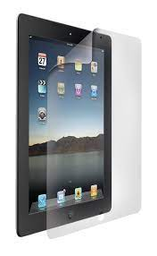 Pellicole adesive trasparenti iPad2/3 Trust
