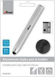 Penna stilo iPad e tablet Alluminium Trust