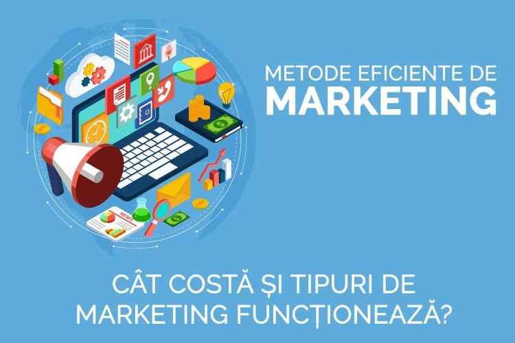 Digital Marketing Cat costa si ce tipuri de Marketing funcționează – afla metoda potrivita de marketing pentru afacerea ta – Inkon Agnetie marketing timisoara