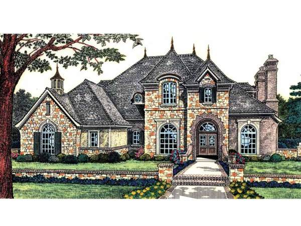 french chateau house plans best of 16 wonderful french - 750×563