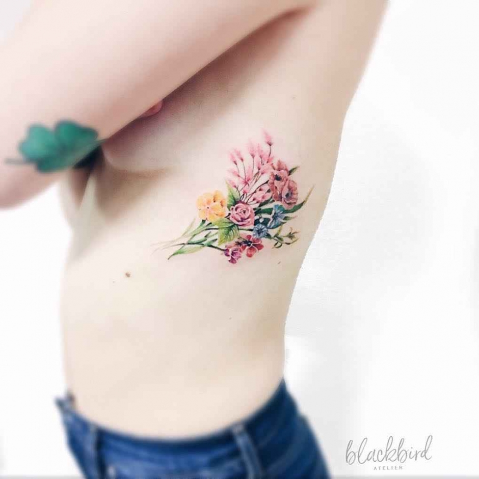 12 Small Romantic Tattoos For Girls