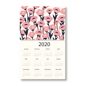 calendar printing 4