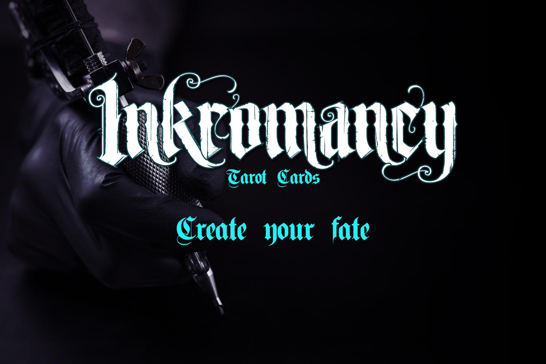 Inkromancy Tarot Cards - Create Your Fate