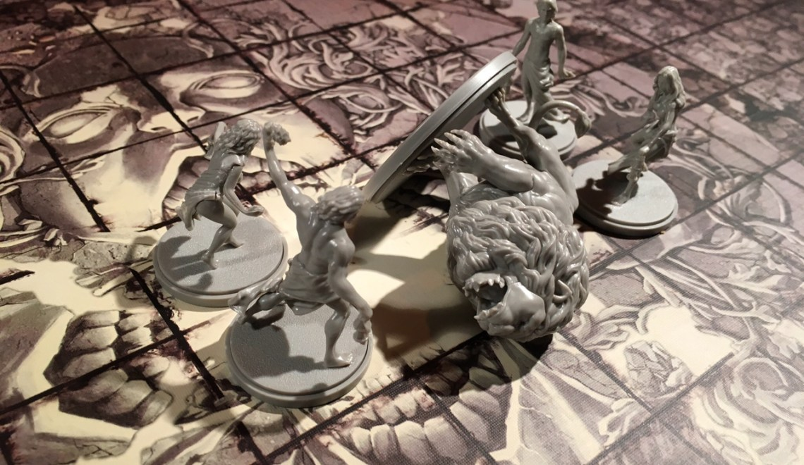 Our Foray into Kingdom Death: Monster