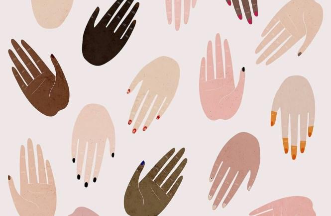 Digital art depecting unity in diversity