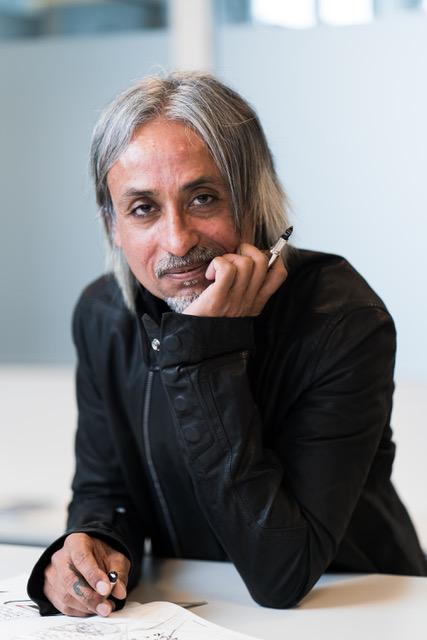 Zaim Kamal - Montblanc Creative Director
