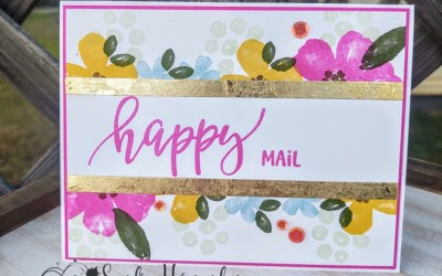Pretty Perennials from Stampin' UP!