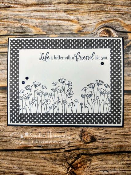 Beginner Poppy Card