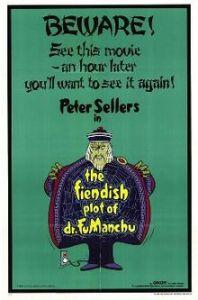 Dr. Fu Manchu film poster