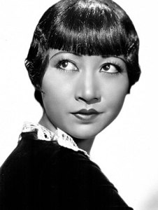 Los Angeles actress Anna May Wong