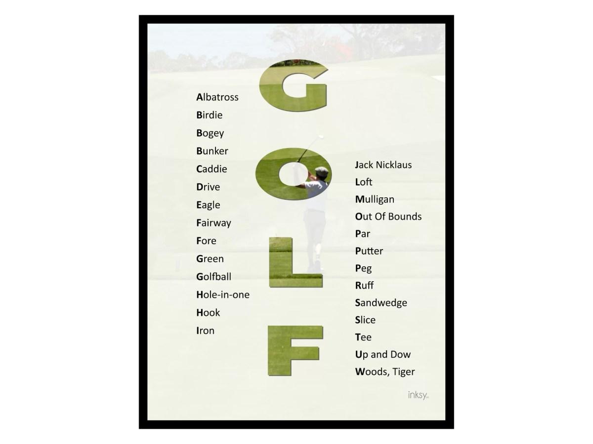Gold legender tavla poster
