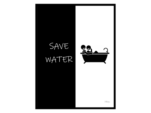 save water bath together