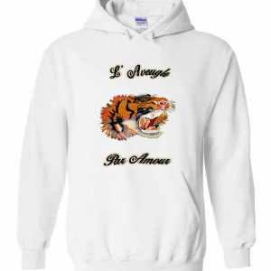 Gucci With Tiger Hoodies Amazon Best Seller