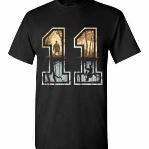 Stranger Things 11 Logo Men's T-Shirt