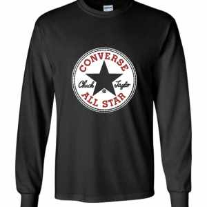 Converse Long Sleeve T Shirt Amazon Best Seller