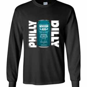 The Philly Dilly Long Sleeve T-Shirt