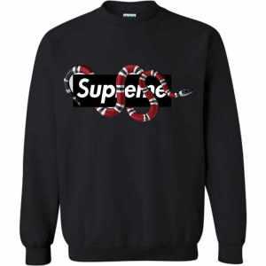 Supreme Gucci Sweatshirt