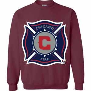 Trending Chicago Fire Ugly Sweatshirt Amazon Best Seller