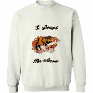 Gucci With Tiger Sweatshirt Amazon Best Seller