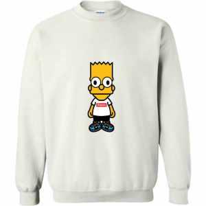 Hypebeast Simpsons Sweatshirt