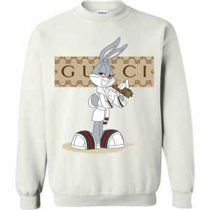 Gucci Bugs Bunny Play It Cool Sweatshirt