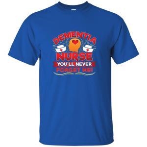 Dementia NurseNursing T Shirts For Nurses Week Gifts Funny Amazon Best Seller