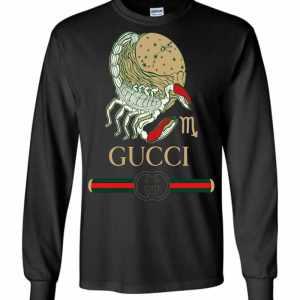 Gucci Zodiac - The Scorpio Long Sleeve T-Shirt