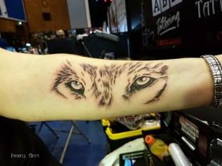 rachel eyes