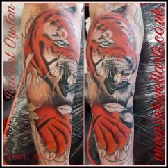 RACHEL harry tiger