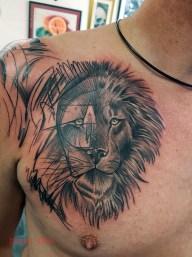 RACHEL rodger lion