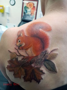 rachel squirrel