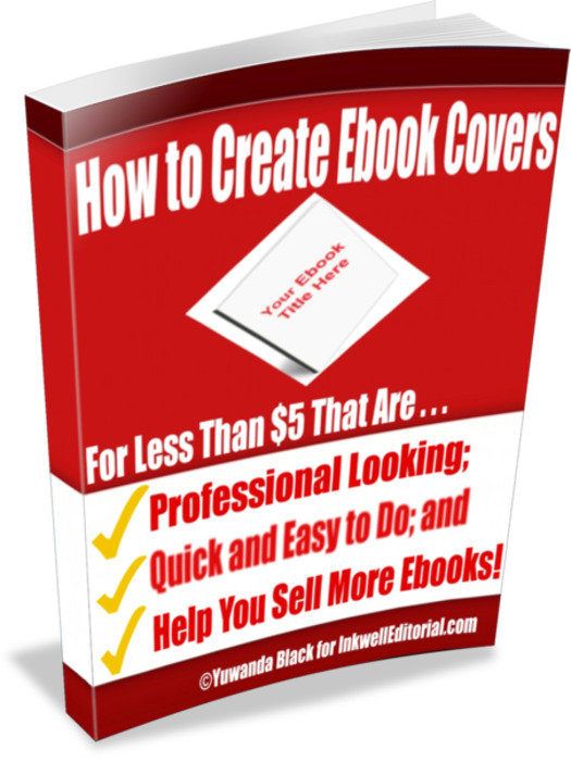 How to Create Ebook Covers for Less than $5: They're ...