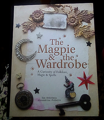 Magpie & The Wardrobe Book Cover