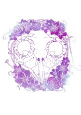 13 - Death - Colour - Purple