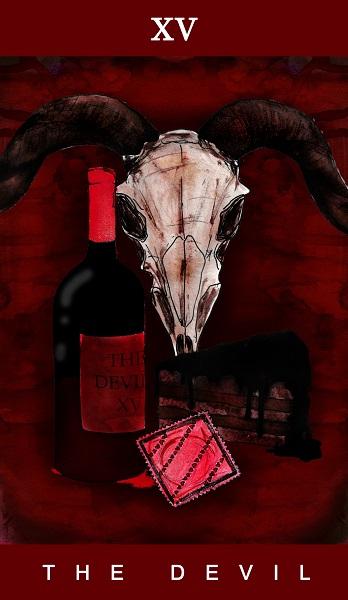15 - The Devil - Full Colour