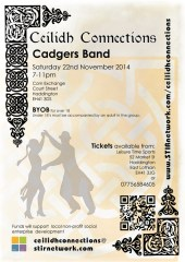 Poster for Ceilidh Connections