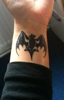 Bat Tattoos3