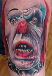 Clown-Tattoo-34