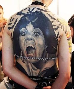 dracula-tattoo-back