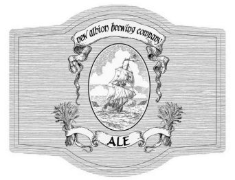 new-albion-brewing-label