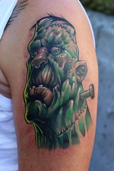 tattoo-shoulder-fantasy-frankenstein