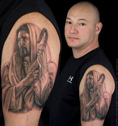 Jesus Chris Tattoos