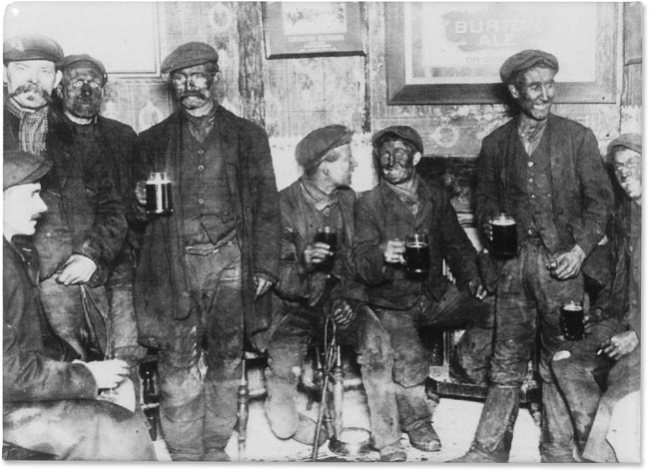 miners_drinking