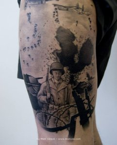 world_war_2_tattoo_mark_gibson_monki_do