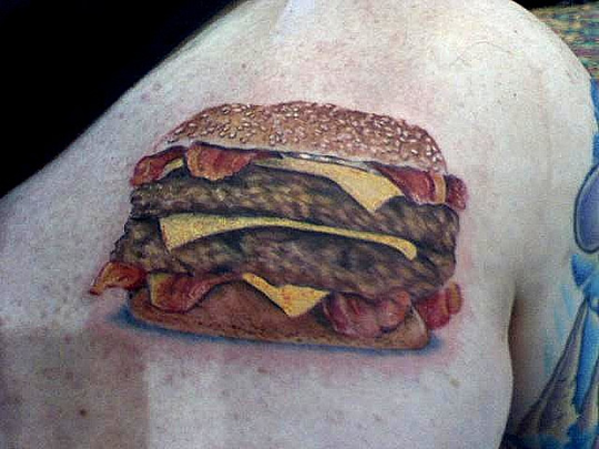 burger-tattoo