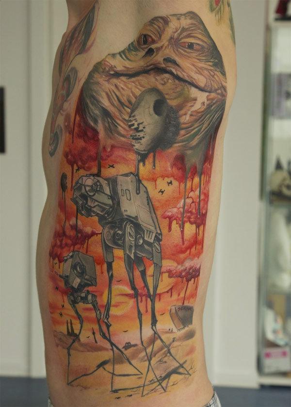 dali-star-wars-tattoo